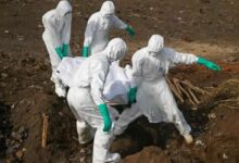 Photo of Cape Town reports increase in burials amid COVID-19 third wave