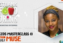 Photo of Register your Kids to be groomed by Chef Muse at the 2018 GTBank Food and Drink Fair