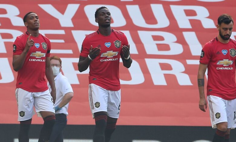 Photo of EPL: Man United confirm return dates for Pogba, Fernandes, Martial, others