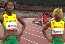 Photo of Jamaica's Elaine Thompson-Herah Sets New Olympic Record To Win 100m Final At Tokyo 2020