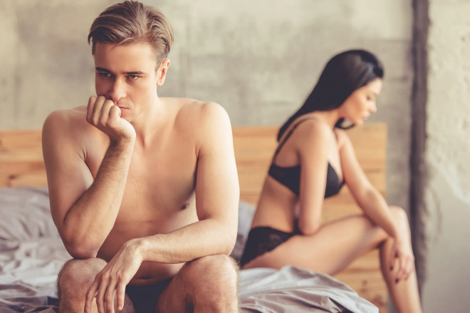 Having sex with an ex effects