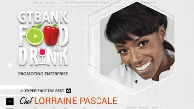 Photo of British Chef, Lorraine Pascale will be attending 2018 GTBank Food and Drink Fair