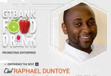 Photo of Chef Raphael Duntoye is back to GTBank Food and Drink Fair