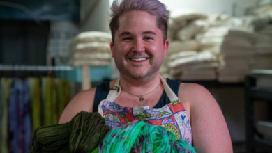 Photo of How i quit my job to pursue side hustle selling yarn, about making $200,000 sales