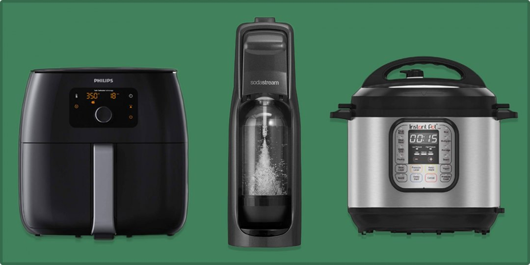 Kitchen Gadgets to Help You Eat Healthier