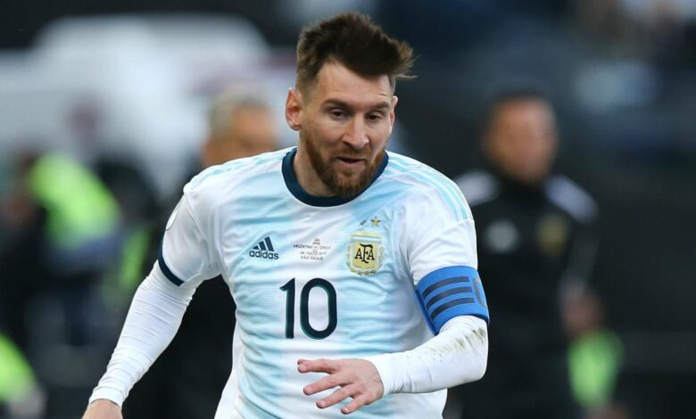 Photo of Messi breaks Ronaldo's record after winning Copa America