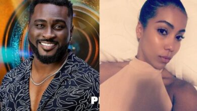Photo of 'My Eyes Are On Maria' – Pere Promises To Steal The Beautiful Air Hostess' Heart – Video