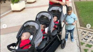 Photo of FFK's Ex-Wife, Precious Slams IG User Who Asked Her To Apologise So As To See Her Sons