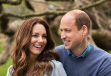 Photo of Prince William & Kate Middleton share Adorable Family Video to Celebrate 10th Wedding Anniversary