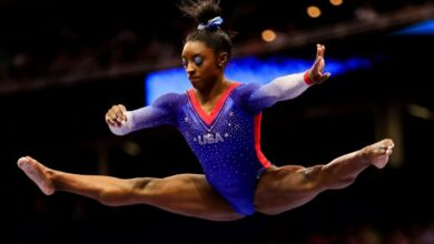 Photo of Simone Biles Is Arguably The Greatest And Most Dominant Gymnast Of All Time