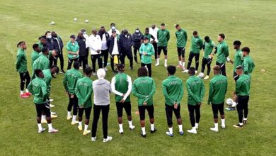 Photo of Super Eagles' 2022 World Cup qualifying fixtures released