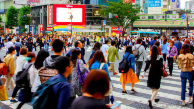 Photo of Tokyo residents worried as coronavirus infections rise