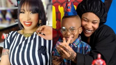 Photo of I'm Raising A Son That Your Daughter Will Be Safe With – Tonto Dikeh Promises