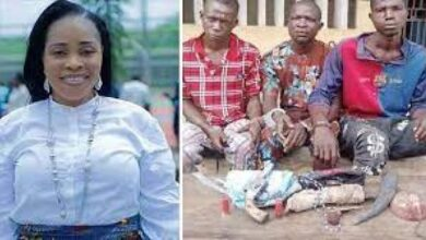 Photo of Gospel Artiste Tope Alabi Robbed At Gunpoint In A Supermarket