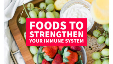 Photo of Foods to Strengthen Your Weak Immune System