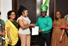 Photo of College of Nursing graduates in Cross River to go for NYSC