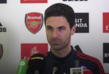 Photo of EPL: Arteta reveals why he is 'worried' about Arsenal team ahead of new season