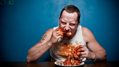 Photo of Nearly 75% Of Men Say They'd Rather Die Early Than Give Up Eating Meat