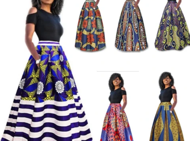 Photo of African women fashion styles collection