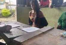 Photo of Young Lady, Lauretta Allegedly Kills Her Boyfriend And Escapes With His N7m, Benz And 4matic Car