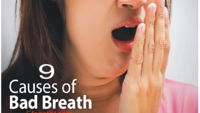 Photo of Causes of Mouth Odor – Top 9 causes of offensive mouth odor