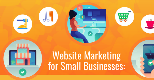 Photo of How to market your business effectively using a website